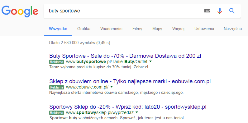 reklamy google stare