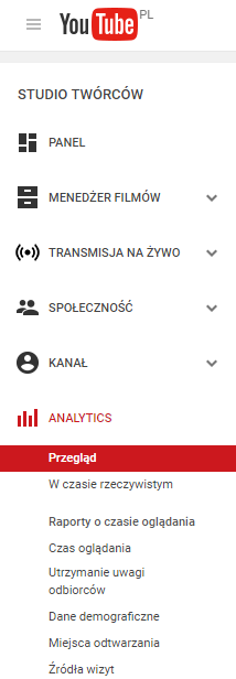 yt-analytics