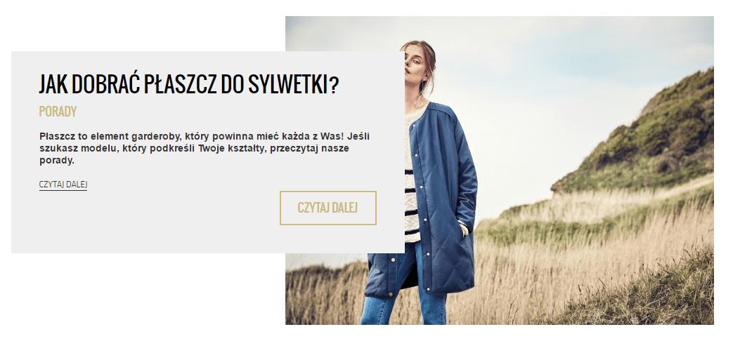 answear blog content marketing w sklepie internetowym