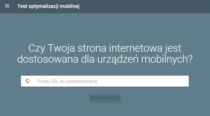 test-optymalizacji-mobilnej