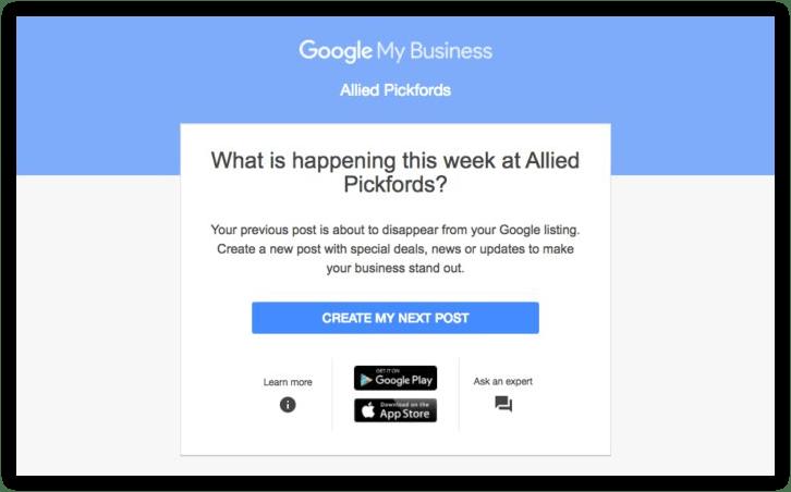 google moja firma mail