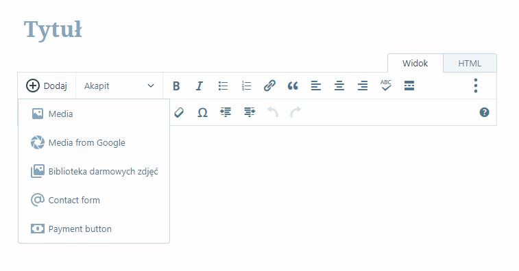 wordpress-biblioteka-mediow-wpis