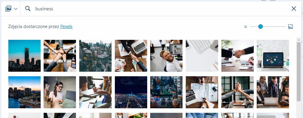 wordpress-biblioteka-mediow-wyszukiwarka