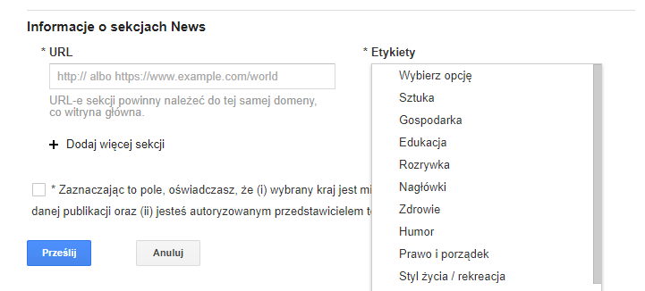 google-news-dodawanie-strony