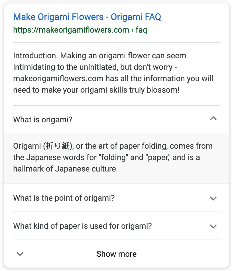 google-faq